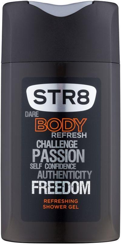 STR8 Freedom gel za prhanje za moške 250 ml