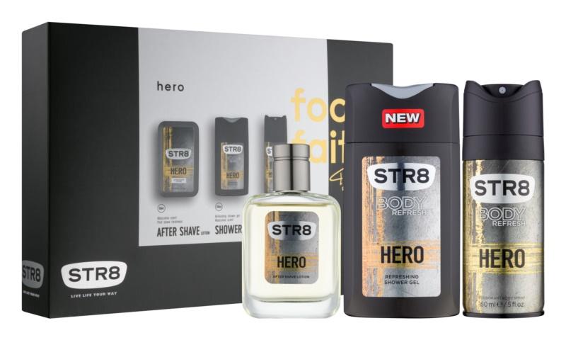 STR8 Hero coffret cadeau I.