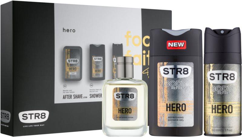 STR8 Hero Geschenkset