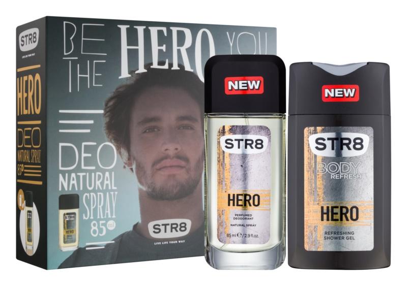 STR8 Hero Gift Set III.