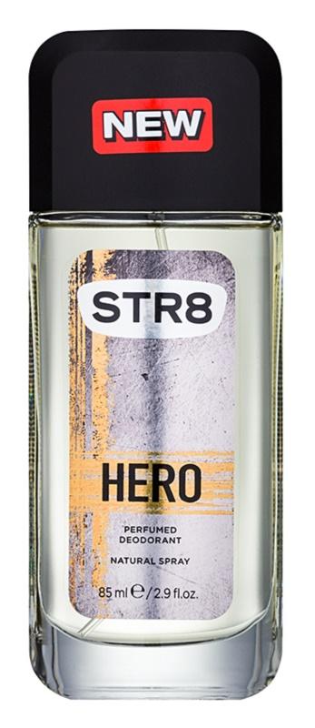 STR8 Hero déodorant avec vaporisateur pour homme 85 ml