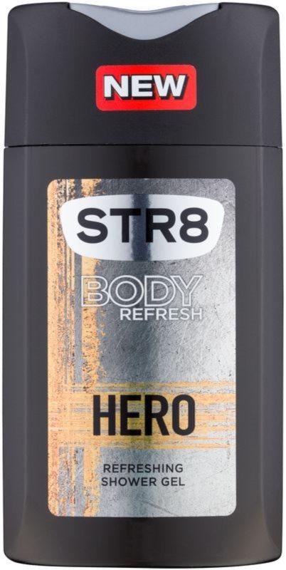 STR8 Hero Shower Gel for Men 250 ml