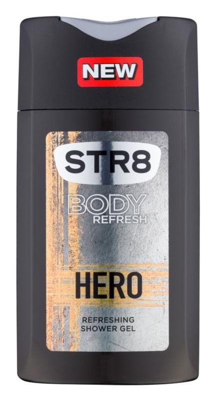 STR8 Hero tusfürdő férfiaknak 250 ml