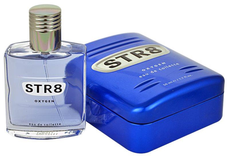 STR8 Oxygene eau de toilette férfiaknak 50 ml