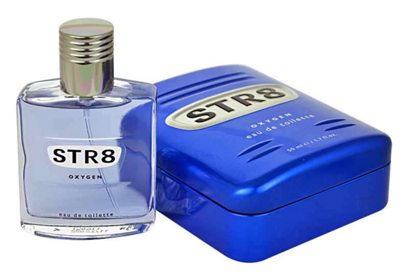 STR8 Oxygene Eau de Toillete για άνδρες 50 μλ