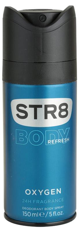 STR8 Oxygene desodorante en spray para hombre 150 ml