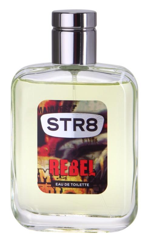 STR8 Rebel Eau de Toilette voor Mannen 100 ml