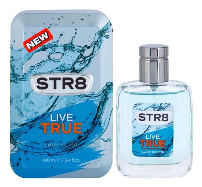 STR8 Live True eau de toilette pour homme 100 ml