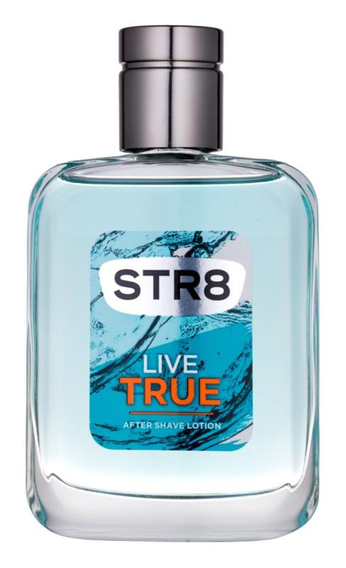 STR8 Live True voda po holení pro muže 100 ml
