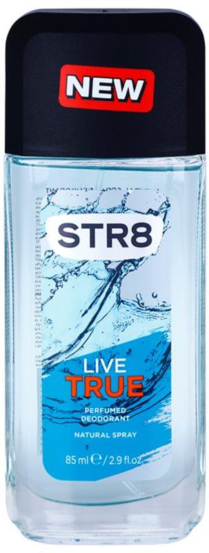 STR8 Live True Deo met verstuiver voor Mannen 85 ml