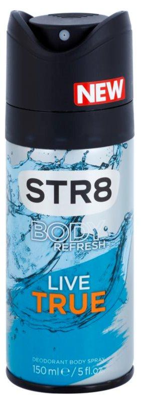 STR8 Live True deospray pentru barbati 150 ml