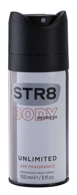 STR8 Unlimited déo-spray pour homme 150 ml