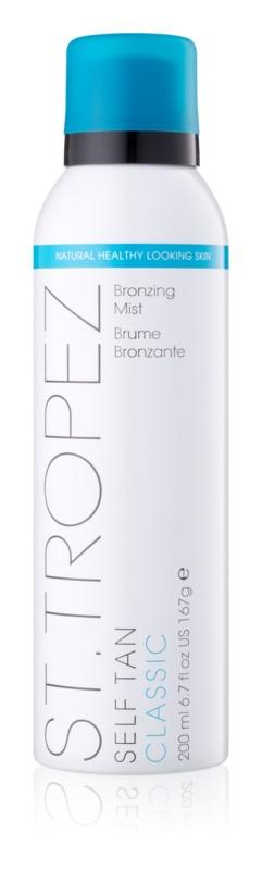 St.Tropez Self Tan Classic spray autoabbronzante asciugatura rapida
