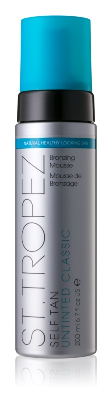 St.Tropez Self Tan Untinted Classic Bronzing Mousse