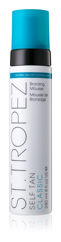 St.Tropez Self Tan Classic Bronzing Mousse