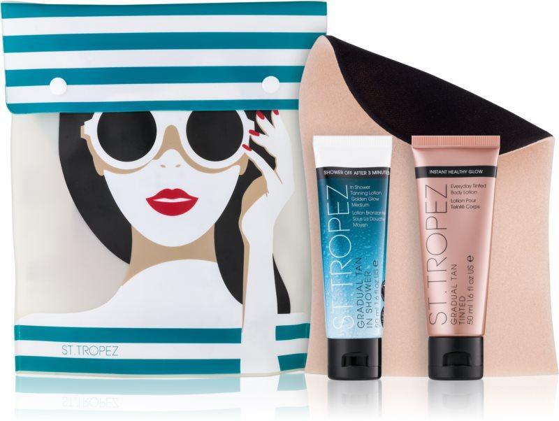 St.Tropez Self Tan Cosmetic Set III.