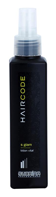 Subrina Professional Hair Code S Glam stylingové mlieko ľahké spevnenie