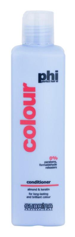 Subrina Professional PHI Colour balsam cu efect de intensificare a culorii cu extract de migdale
