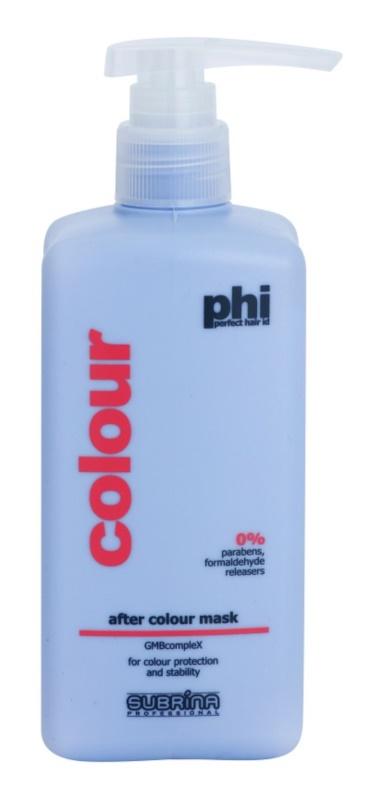 Subrina Professional PHI Colour mascarilla intensiva para proteger el color