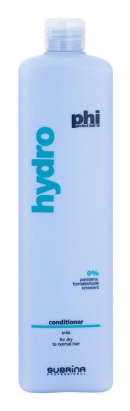 Subrina Professional PHI Hydro hydratační kondicionér pro suché a normální vlasy