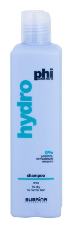 Subrina Professional PHI Hydro Hydraterende Shampoo  voor Droog en Normaal Haar