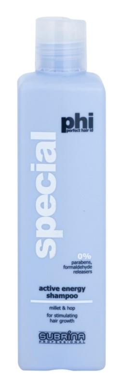Subrina Professional PHI Special energizující šampon proti vypadávání vlasů