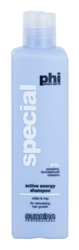 Subrina Professional PHI Special energizujúci šampón proti vypadávániu vlasov