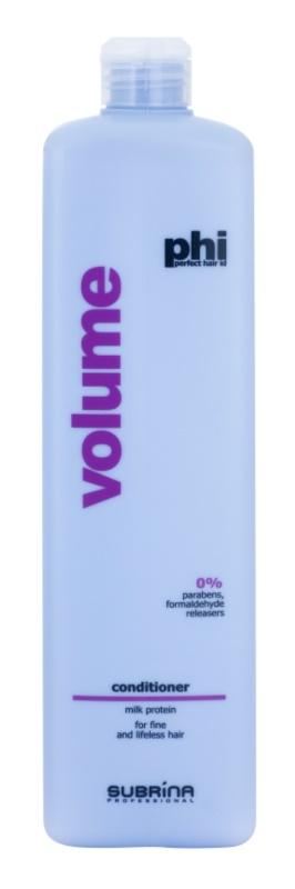 Subrina Professional PHI Volume condicionador de volume com proteínas de leite