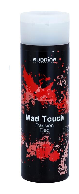 Subrina Professional Mad Touch intenzivna barva brez amoniaka in brez oksidacijske emulzije