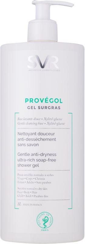 SVR Provégol nežni čistilni gel za normalno in suho kožo