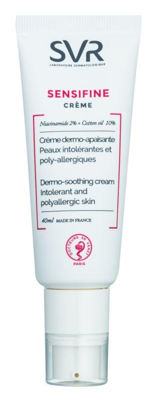 SVR Sensifine krem kojący dla skóry wrażliwej i alergicznej