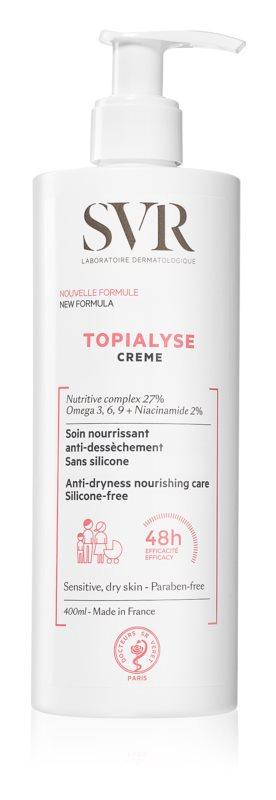 SVR Topialyse ingrijire nutritiva pentru piele uscata si sensibila