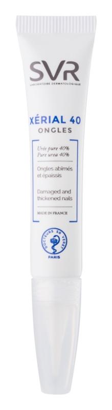 SVR Xérial 40 gel na poškozené nehty