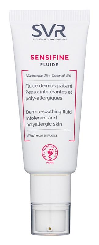 SVR Sensifine kojący fluid dla skóry wrażliwej i alergicznej