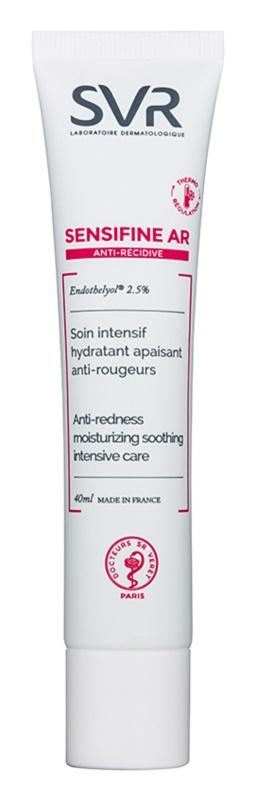SVR Sensifine AR intenzivně hydratační krém na rozšířené a popraskané žilky