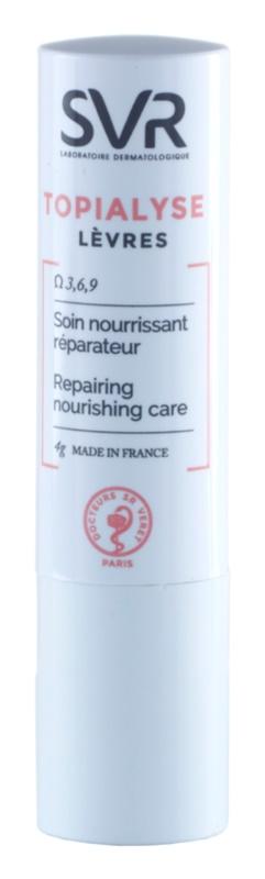 SVR Topialyse nährender Lippenbalsam mit regenerierender Wirkung