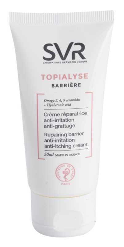SVR Topialyse крем для рук для сухої та атопічної шкіри