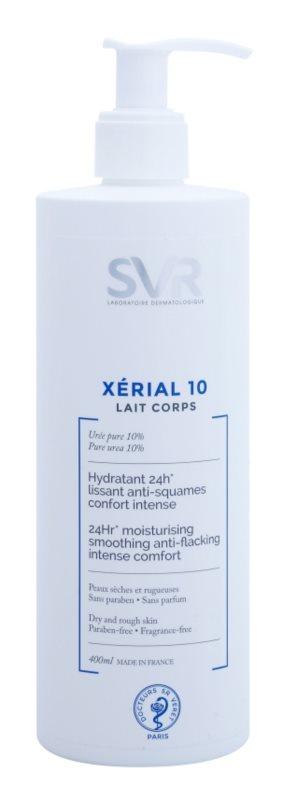 SVR Xérial 10 lotiune de corp hidratanta pentru piele uscata