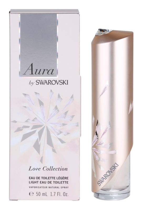 Swarovski Love Collection eau de toilette pour femme 50 ml