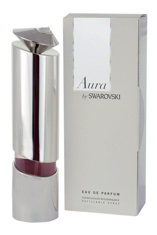 Swarovski Aura eau de parfum pour femme 50 ml rechargeable