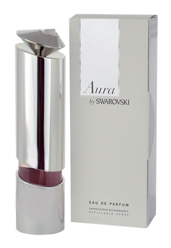 Swarovski Aura woda perfumowana dla kobiet 50 ml napełnialny