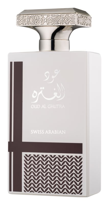 Swiss Arabian Oud Al Ghutra Eau de Parfum für Herren 100 ml