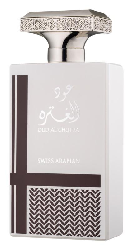 Swiss Arabian Oud Al Ghutra Eau de Parfum voor Mannen 100 ml