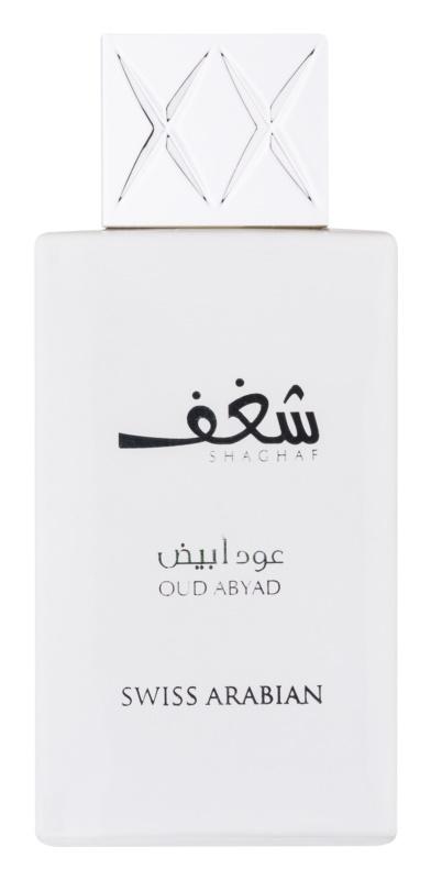 Swiss Arabian Shaghaf Oud Abyad parfémovaná voda unisex 75 ml
