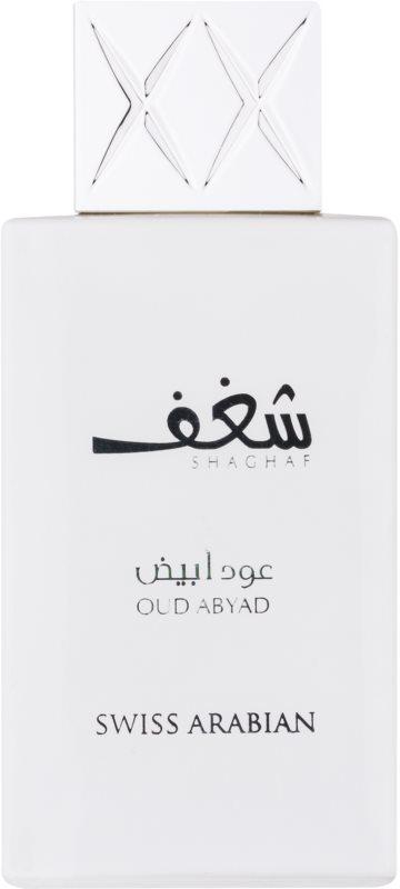 Swiss Arabian Shaghaf Oud Abyad woda perfumowana unisex 75 ml