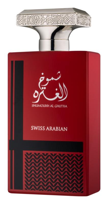 Swiss Arabian Shumoukh Al Ghutra eau de parfum pour homme 100 ml