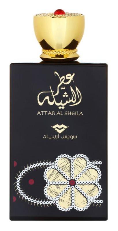 Swiss Arabian Attar Al Sheila parfémovaná voda pro ženy 100 ml