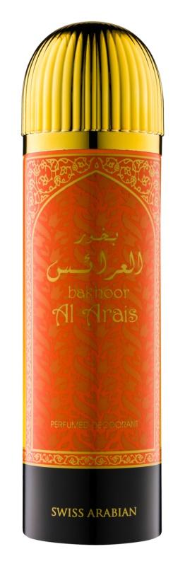 Swiss Arabian Bakhoor Al Arais dezodor unisex 200 ml