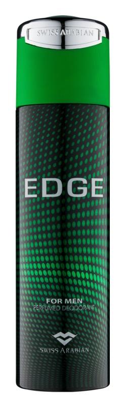 Swiss Arabian Edge déo-spray pour homme 200 ml
