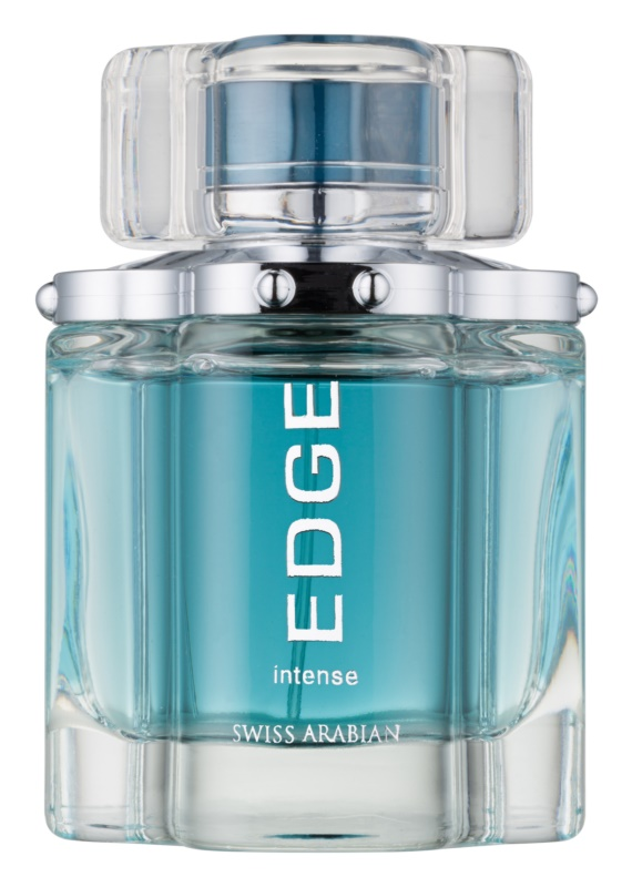 Swiss Arabian Edge Intense eau de toilette férfiaknak 100 ml